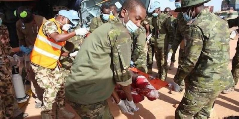 L'hommage aux soldats ivoiriens se tiendra à l'Etat-major général des Armées à Abidjan. (Dr)