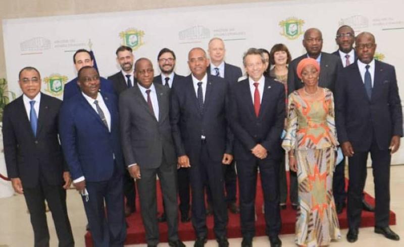 Le gouvernement ivoirien et l'Union européenne souhaitent un partenariat gagnant-gagnant pour une production durable du cacao. (DR)