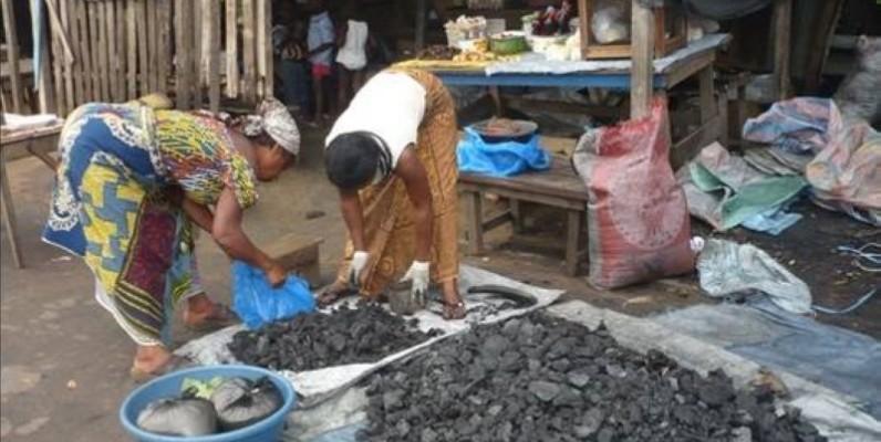 Les femmes qui vendent le charbon exhortées à se mettre en coopérative (DR)