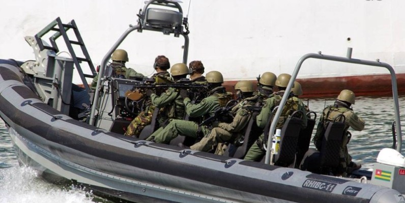 L'insécurité maritime constitue un réel danger pour les Etat du Golfe de Guinée. (DR)