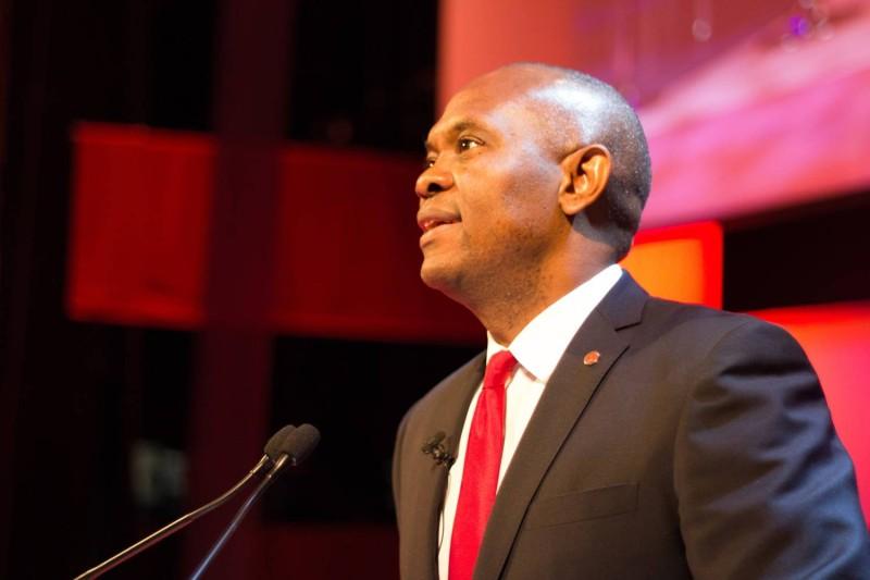 Tony Elumelu, président de Heirs Holdings