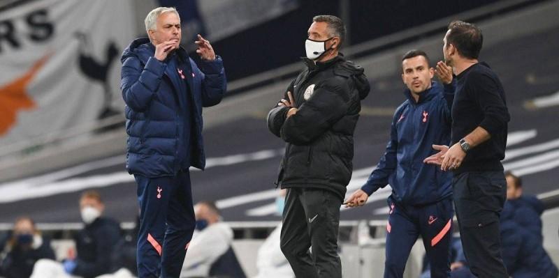 José Morinnho et Frank Lampard. (DR)