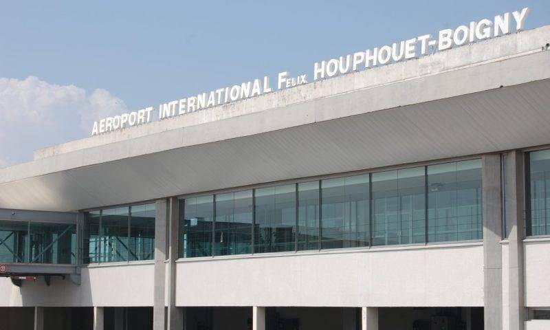 Aéroport international Félix Houphouët-Boigny
