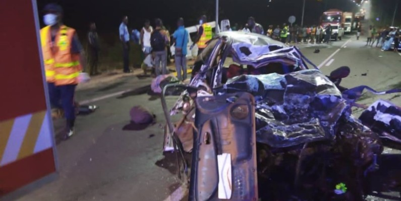 Les blessés ont été évacués au Centre hospitalier régional (Chr) et à l'hôpital Saint Joseph Moscati de Yamoussoukro. (Dr)