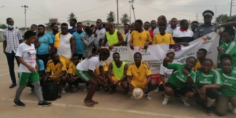 Ce tournoi a permis de renforcer la cohésion entre Fds et populations civiles. (DR)