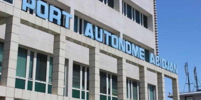 Une vue du bâtiment abritant la direction générale du port autonome d'Abidjan. (DR)