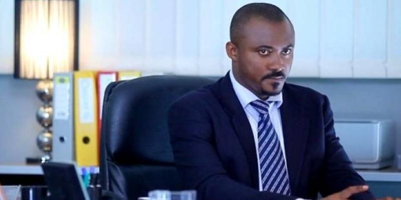 Guy Kalou Emile, acteur et producteur (DR)