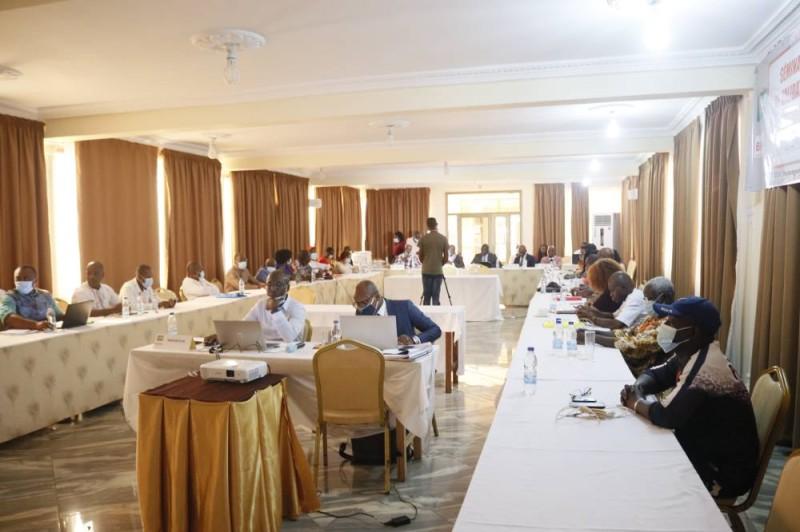 Les sociétaires qui ont pris part au séminaire ont applaudi le projet de réforme de texte. (DR)