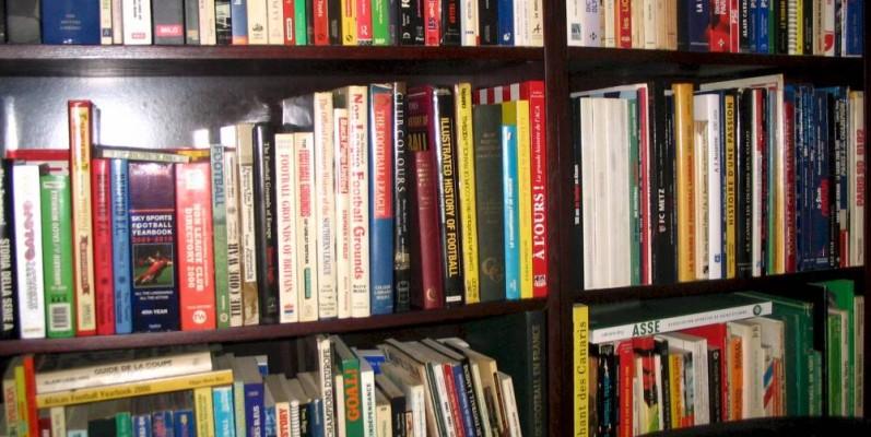 Une vue d'une bibliothèque. (DR)