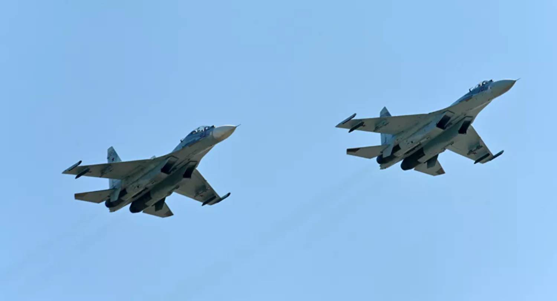La chasse russe a été dépêchée ce mercredi 17 février pour intercepter et escorter des avions français