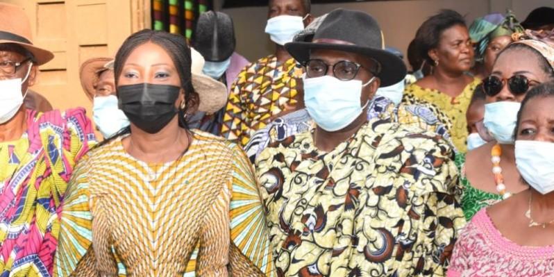 La chefferie atchan décide d'accompagner la liste Rhdp. (Ange Kumassi)