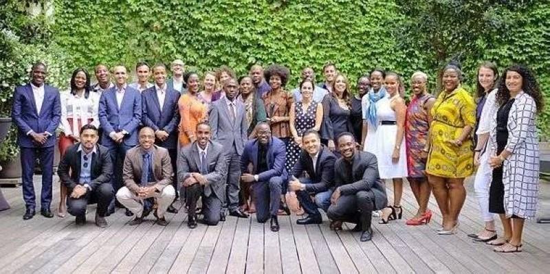 Une vue des jeunes leaders ayant déjà pris part au programme. (Dr)