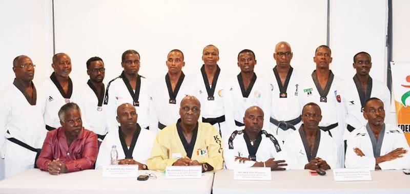 Désormais les choses ne seront plus comme avant à la Fédération ivoirienne de taekwondo. (DR)