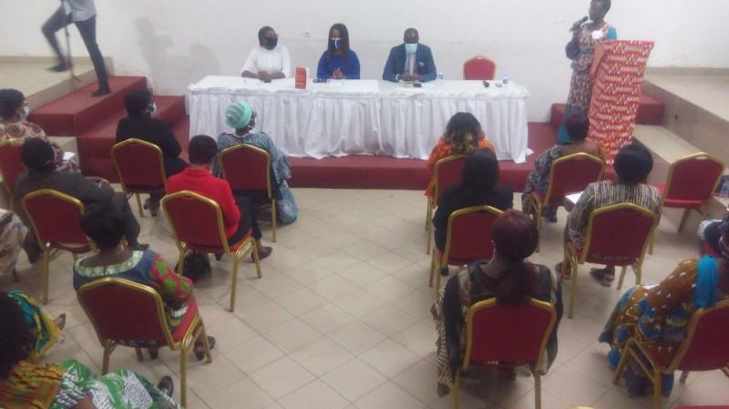 Des candidates engagées dans les législatives 2021 se disent prêtes à remporter la victoire dans leurs différentes circonscriptions. (J.Bavane)