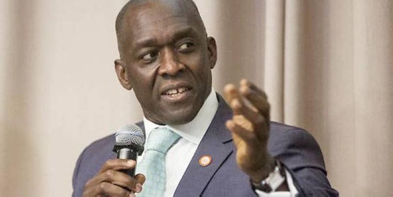 Makhtar Diop, nommé à la tête de la SFI