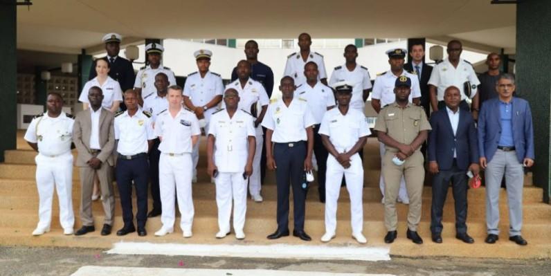 Cette formation a permis de doter les participants de plus de techniques en matière d'informations et de renseignements maritimes. (DR)