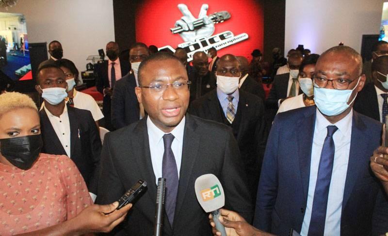 Le ministre Sidi Tiémoko Touré se réjouit de cette saison en Côte d'Ivoire. (DR)