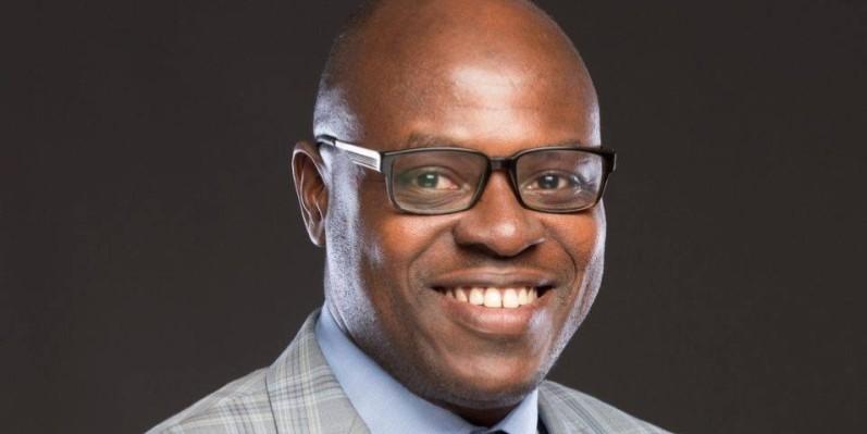 Serge Amissah Gnoan, candidat indépendant à Cocody. (DR)