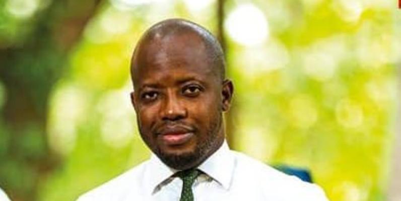 Le journaliste Hamza Diaby veut être le porte-parole des populations à l'Assemblée nationale. (Dr)
