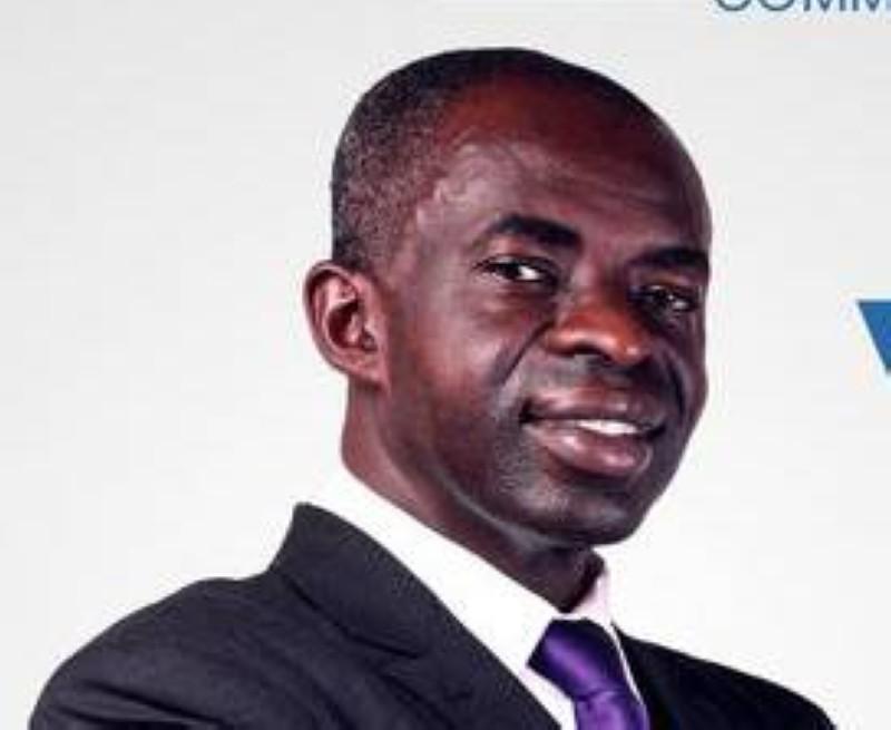 Le pharmacien Soundélé Konan Gnoli Kouadio Clément appelle les électeurs à choisir la vision de la grandeur. (Dr)