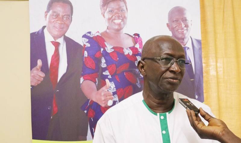 La liste Unité-réconciliation-paix se dit confiante quant à sa victoire à Koumassi au soir du 6 mars. (Photo : DR)