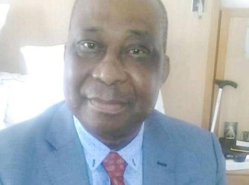Le frère du ministre Kobenan Kouassi Adjoumani, Adou Kouamé Bruno est décédé. (DR)