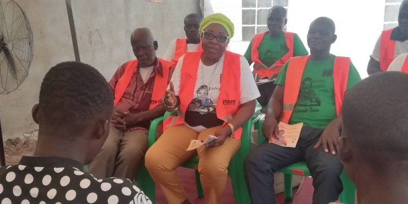 Dr Fatoumata Traoré
