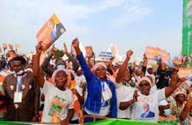 La campagne électorale en vue de la conquête des 255 sièges de l'hémicycle bat son plein. (DR)