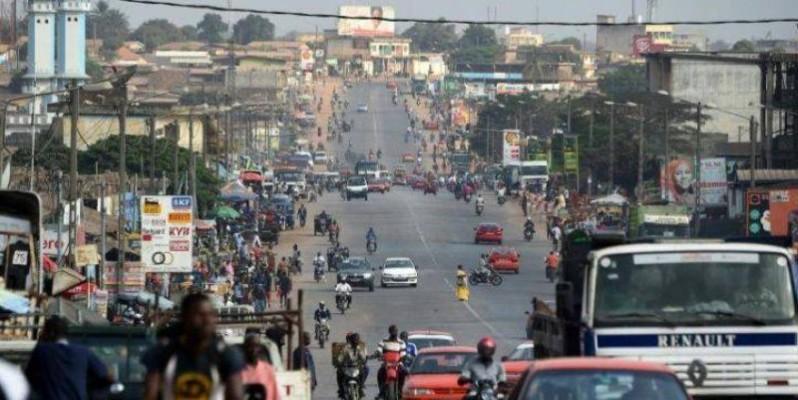 La ville de Bouaké. (DR)