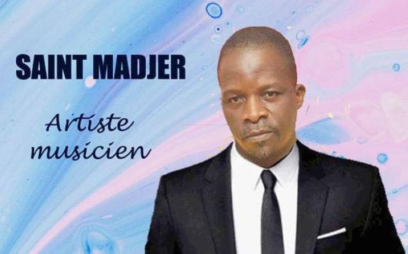 L'artiste Saint Madjer. (DR)