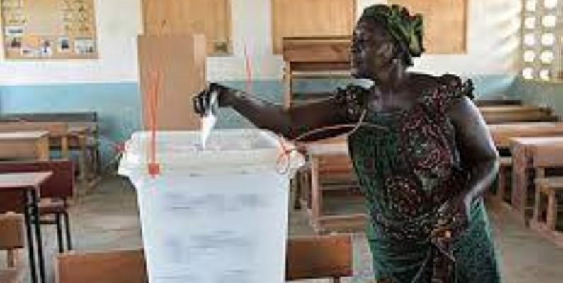Les élections législatives se sont déroulées dans le calme à Abobo. (DR)