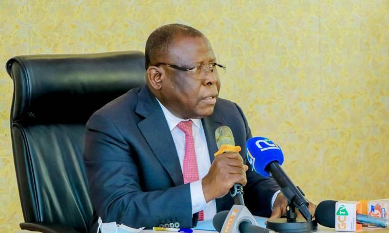 Cissé Ibrahim Bacongo, élu député de Koumassi. (DR)