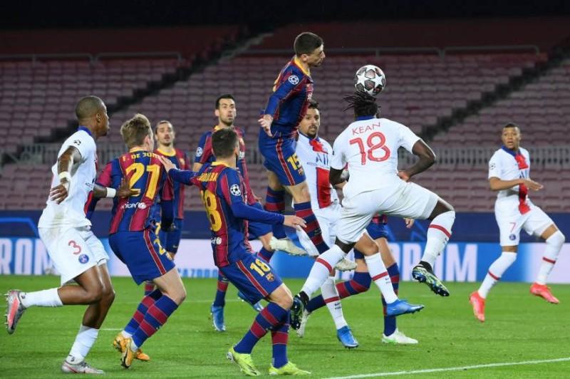 PSG-Barcelone, un match à couper le souffle. (DR)