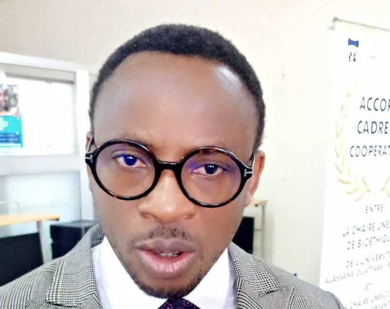 Dr Lassiné Bamba, enseignant à l'Ufr Sociologie, à l'Université Alassane Ouattara (Uao) de Bouaké. (DR)