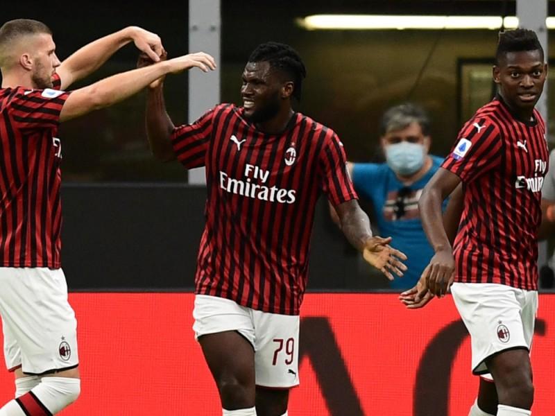 Franck Kessié et le Milan Ac ont un bon coup à jouer. (Photo : DR)