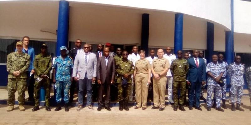 L'opération « Obangamé express 2021 » se tiendra du 20 au 25 mars. (DR)