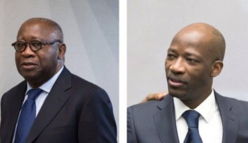 La Chambre de première instance I de la CPI a acquitté Laurent Gbagbo et Charles Blé Goudé, le 15 janvier 2019. (Dr)