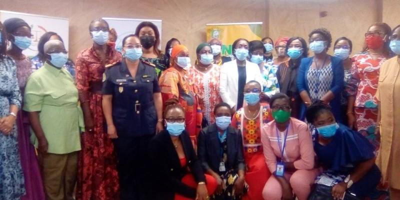 Plusieurs organisations féminines ont pris part à cet atelier. (DR)
