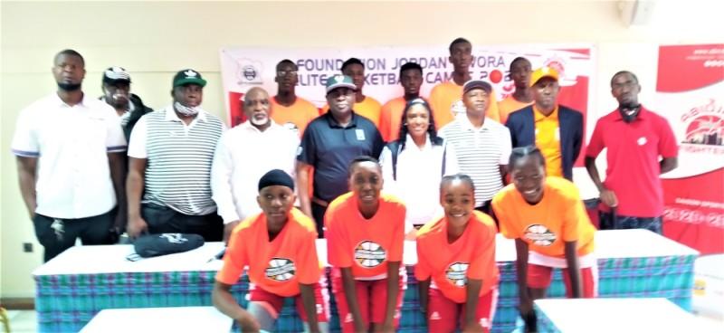 L'Abidjan basket club a décidé de préparer la relève à tous les niveaux. (DR)