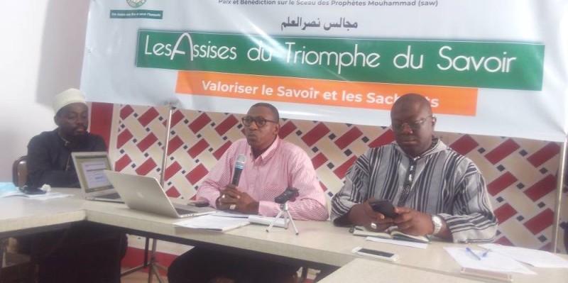 Le président du comité scientifique exhorte le public à prendre part aux assises (Bavane)