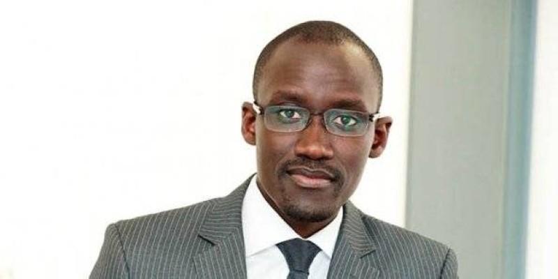 Abdourahmane cissé, nouveau secrétaire général de la présidence de la République. (DR)