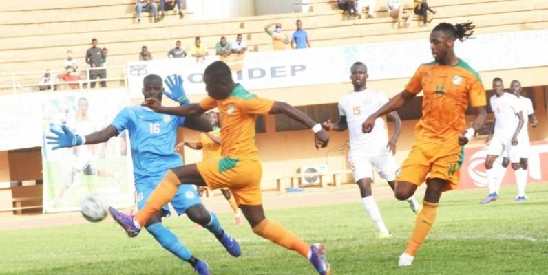 Max Gradel et Jonathan Kodjia veulent confirmer leur excellent résultat de Niamey. (Dr)