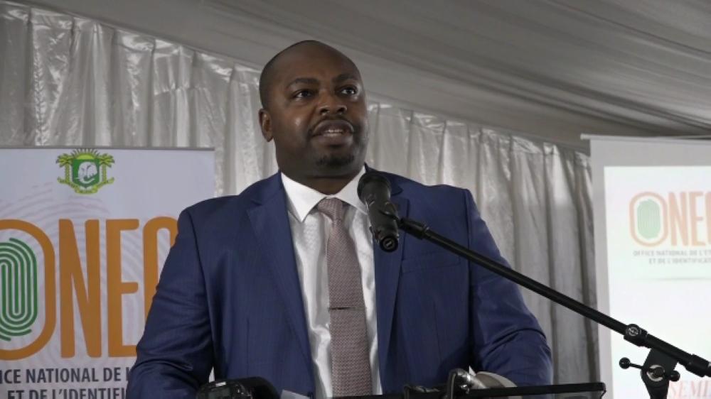 Le directeur général de l'Oneci, Kafana Gnenin Sitionni, a mobilisé les acteurs de l'état civil en Côte d'Ivoire sur la question. (photo : N. Célestin)
