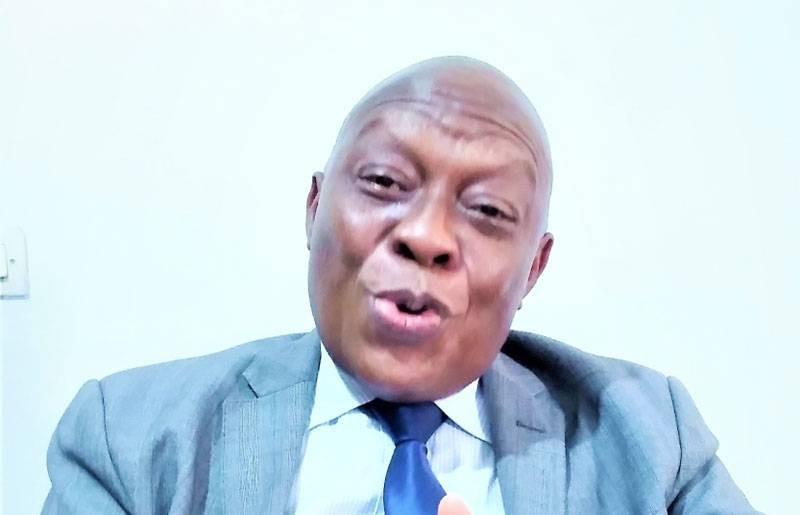 Yao Allah-Kouamé, président de la Fédération ivoirienne de cyclisme (Fic). (DR)