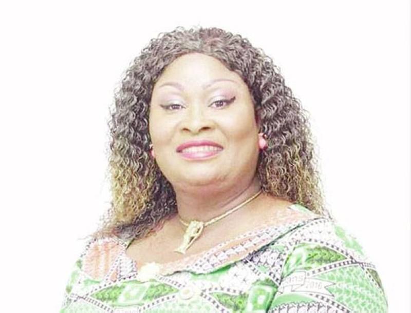 N'Zi N'Da Affoué Eliane, candidate du Pdci-Rda. (DR)