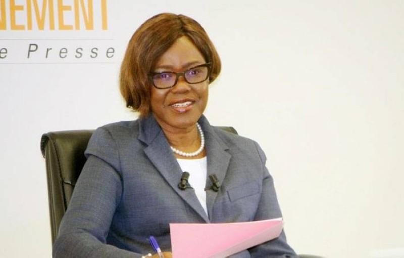 Kaba Nialé, ministre du Plan et du Développement. (Photo : DR)