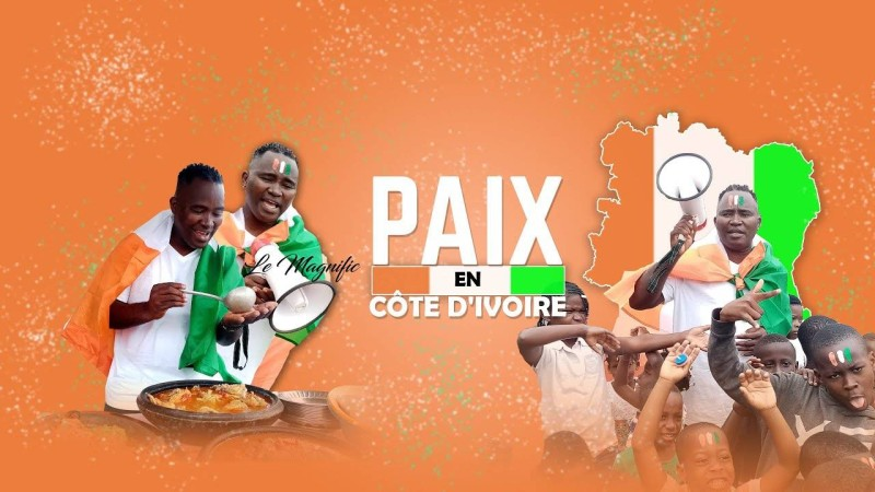 La Côte d'Ivoire en paix