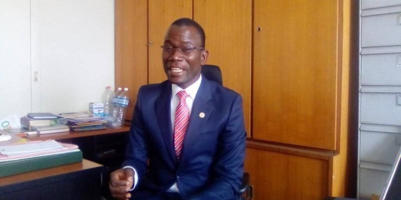 Kégban Kégban Bernard, député de Mahapleu Sous-préfecture et Zonneu Sous-préfecture. (DR)