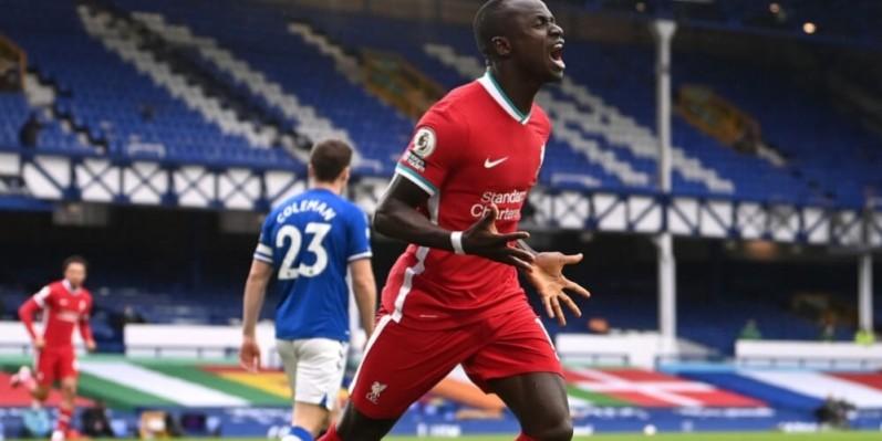 Sadio Mané l'unique buteur de Liverpool lors du dernier face à face avec le Real. (DR)