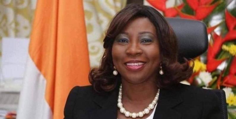 Kandia Camara, nouveau ministre des Affaires étrangères. (DR)